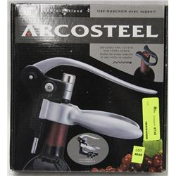ARCOSTEEL  CORK SCREW WITH STAND