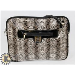 FENDI REPLICA  SNAKESKIN STYLE PURSE
