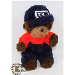 STUFFED BEAR-TURBO