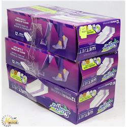 BUNDLE OF SWIFFER WET JET REFILLS