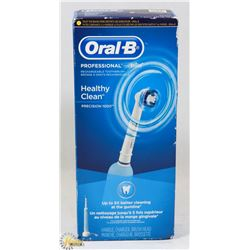 ORAL B PROFESSIONAL ELECTRIC TOOTHBRUSH