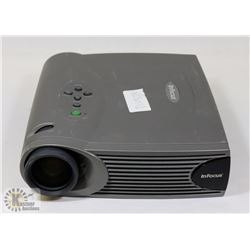 INFOCUS DIGITAL PROJECTOR W/290 LAMP HOURS ONLY!