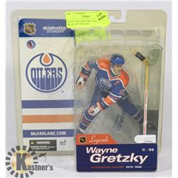WAYNE GRETZKY NHL COLLECTORS FIGURE MCFARLANE