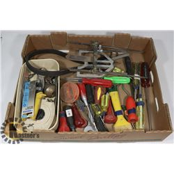 ESTATE FLAT OF HAND TOOLS