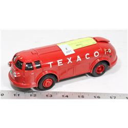 TEXACO TANKER TRUCK TOY