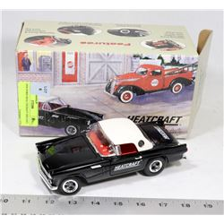 1956 FORD HEATCRAFT DIECAST.