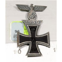 REPLICA NAZI IRON CROSS 1914 WITH EAGLE, 1939 WITH