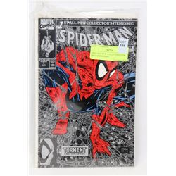 FIRST ALL NEW COLLECTORS ITEM ISSUE SPIDERMAN