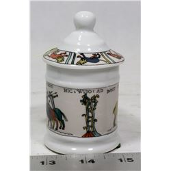 LIMOGES LIDDED TRINKET BOX.
