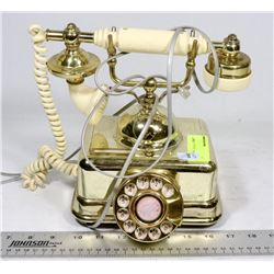 VINTAGE ROTARY TABLE TOP PHONE