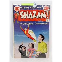 SHAZAM! THE ORIGINAL CAPTAIN MARVEL 20 CENT COMIC