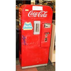 RARE 1950 VENDO COKE MACHINE
