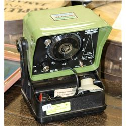 VINTAGE SHAKESPEARE FISHING DEPTH FINDER.