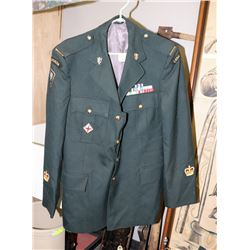 CANADIAN ARMED FORCES JACKET