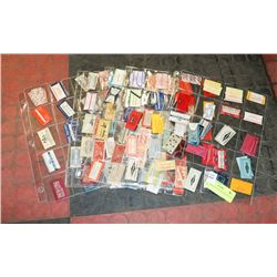RAZORBLADE COLLECTION OF OVER 100.