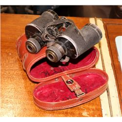 WWII CANADIAN MADE BINOCULARS.