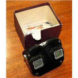 ORIGINAL VIEW MASTER WITH BOX