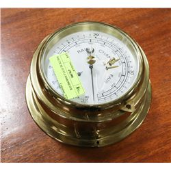 NAUTICAL STYLE BAROMETER