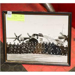 ORIGINAL FRAMED PHOTOGRAPH OF QUEEN'S OWN RIFLES