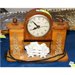 UNITED MANTLE CLOCK