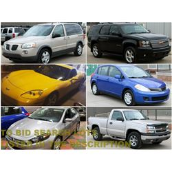 FEATURED LOT: VEHICLES