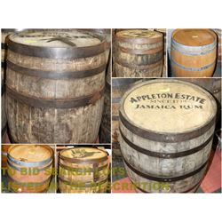 FEATURED LOT: SWISHABLE & COLLECTIBLE BARRELS