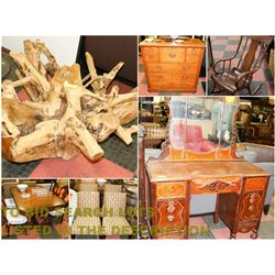 FEATURED LOT: BOUTIQUE VINTAGE FURNITURE