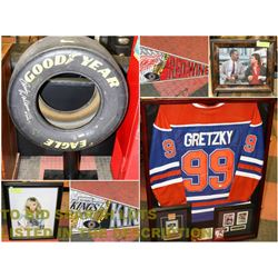 FEATURED LOT: SPORTS & SIGNED MEMORABILIA
