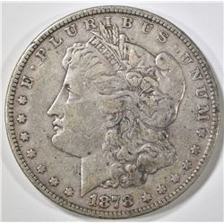 1878 7 TF REV 78 MORGAN DOLLAR XF