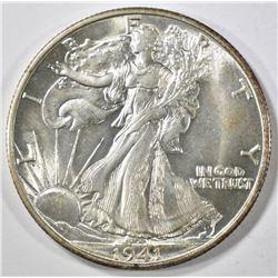 1941-S WALKING LIBERTY HALF DOLLAR  GEM BU