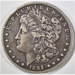 1894-O MORGAN DOLLAR, XF