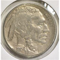 1915-D BUFFALO NICKEL XF