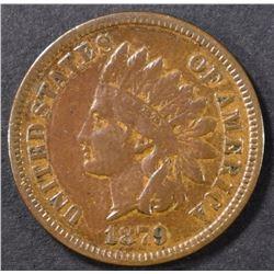 1879 INDIAN CENT AU