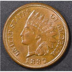 1887 INDIAN CENT CH BU BN