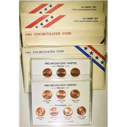 THIRD PARTY REPACKAGED U.S. UNC COINS