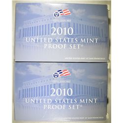 2-2010 U.S. PROOF SETS