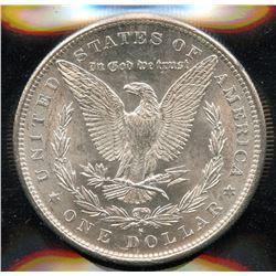 1880 S USA Silver Dollar