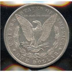 1883 O USA Silver Dollar
