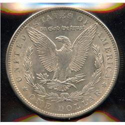 1889 USA Silver Dollar