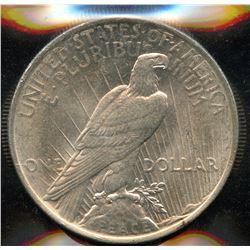 1924 USA Silver Dollar