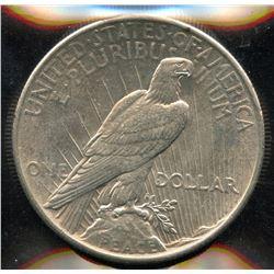 1925 USA Silver Dollar