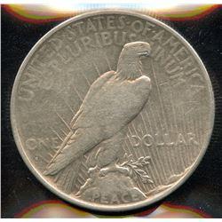 1935 S Silver Dollar