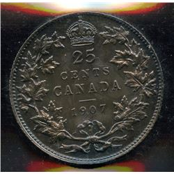 1907 Twenty-Five Cents