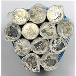 1999 Millennium Quarter Roll Collection
