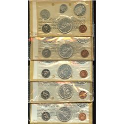 1966 Proof Like Sets - Lot of 5