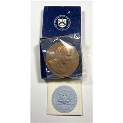 Richard Nixon Inauguration Medal