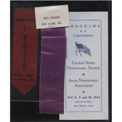 J. Douglas Ferguson Memorabilia