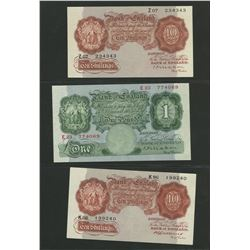 Britain Banknote Medley