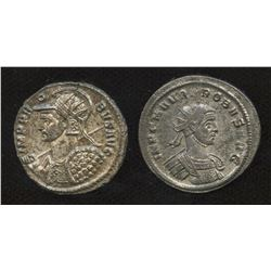 Ancient Rome: Probus 276-282 AD - Lot of 2