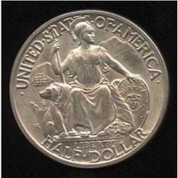 1936-D USA California Half Dollar
